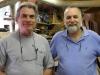 Bob Lang and Dale