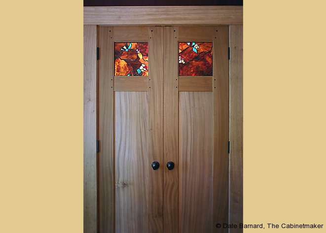 Arts and crafts doors and more for Arts and crafts door