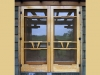 Greene and Greene-inspired Screen Doors