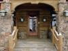 Gamble House Inspired Exterior Door