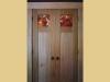 Greene and Greene-inspired interior door View2
