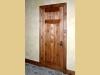 Greene & Greene inspired interior door