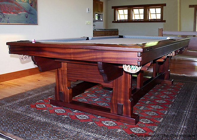 G&G style pool table