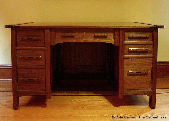 Walnut G&G Desk