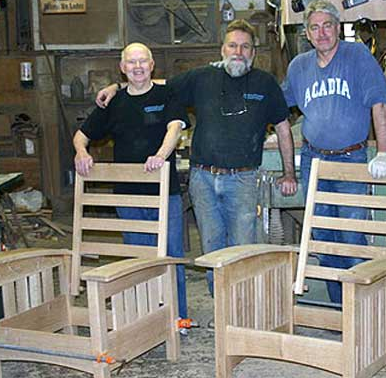 Bond and Build with Dale Barnard the Cabinetmaker, Paoli, IN