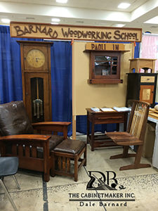 Our Booth @ Woodworking Shows