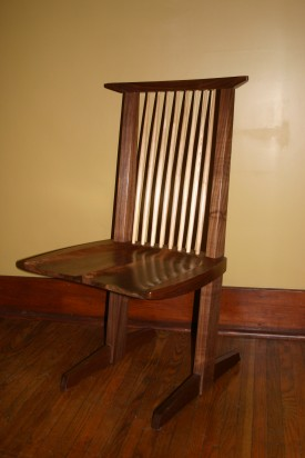 nakashima inspired chair